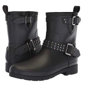 Hunter moto boot! Sold out in black! New